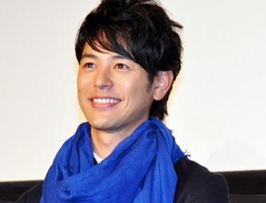 妻夫木聡の爽やかな笑顔がかっこいい