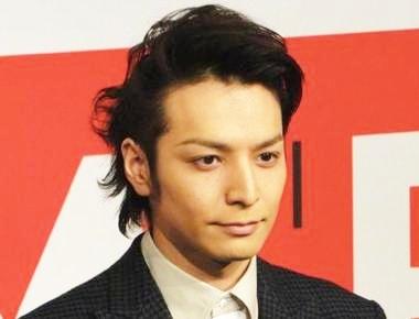 生田斗真の顔画像